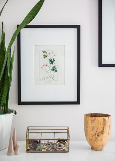 My Houzz Minimalist Style In A Bright And Airy Nashville Home