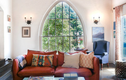 My Houzz: New Flair for a 1926 Spanish Revival Home in L.A.