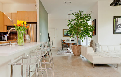 How to Create Separation in an Open-Plan Space