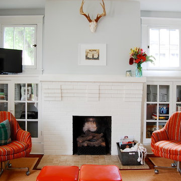 My Houzz: Modern meets Vintage in this Eclectic Nashville Home