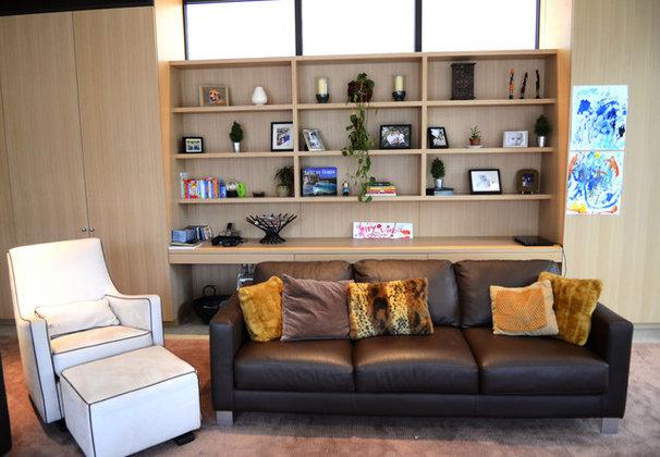 Living Room by Kara Mosher