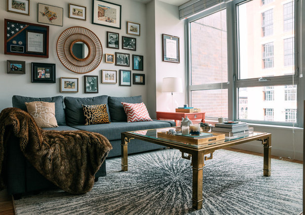 Awesome My Houzz: Multipurpose Furniture In A Cozy Downtown D.C. Rental