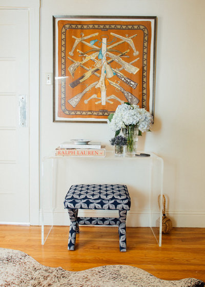 My Houzz New Traditional Style For A San Francisco Rental