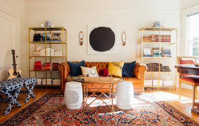 USA Houzz: A Playful Twist on Colonial Style