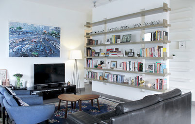My Houzz: Newlyweds Personalize Their Tel Aviv Apartment