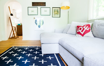 My Houzz: Simple and Chic Style for a Pennsylvania Family Home