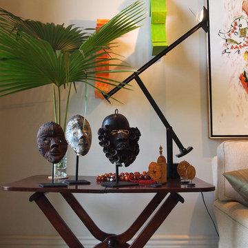My Houzz: Peek Inside an Artist's Updated Shotgun Home and Studio
