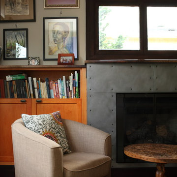 My Houzz: Personalized Style in a Portland Painter's Live-Work Home
