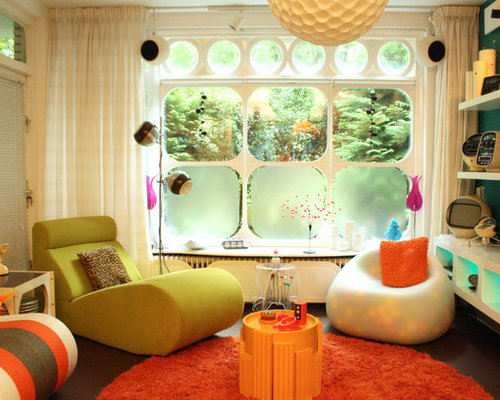 Funky home decor ideas pictures remodel and decor for Funky home decor