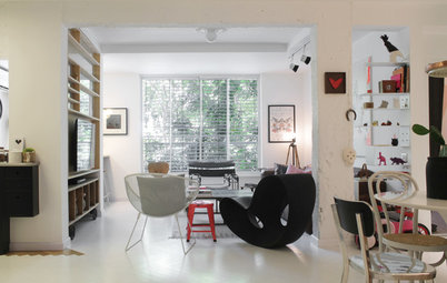 My Houzz: Playful Style in a Renovated Tel Aviv Apartment