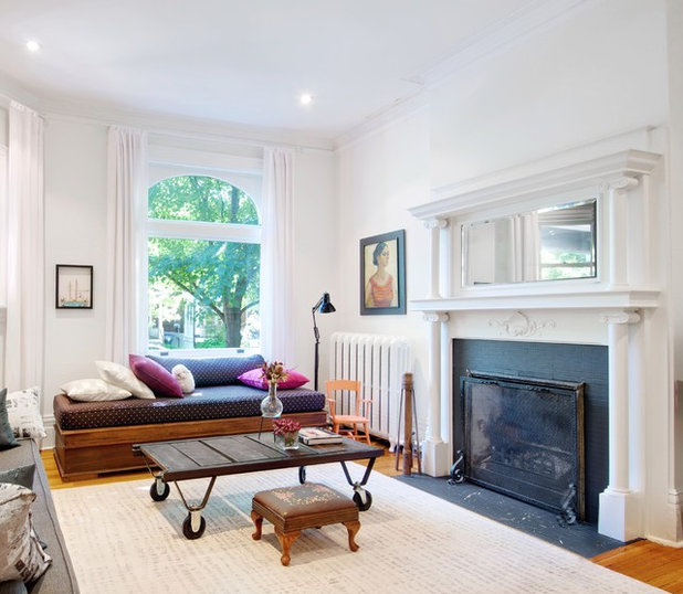 My Houzz: A 1900s Edwardian Gets an Eclectic Refresh