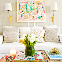 10 Show-stopping Ways to Use Metallics in Your Living Room