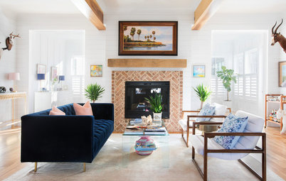 My Houzz: Pretty Tropical Touches in South Carolina