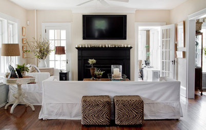 10 Steps to Pulling Together Your Living Room Before the Holidays