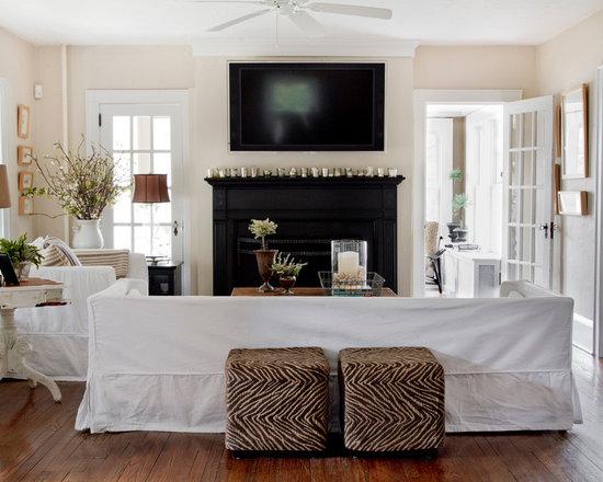 tuscan decor living room | houzz