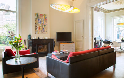 My Houzz: Renovation Brings Energy Efficiency to a Netherlands Home
