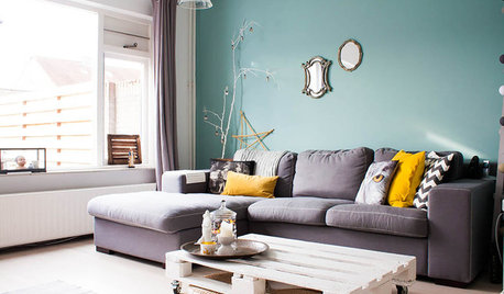 My Houzz: Creative Style in a Dutch Family Home