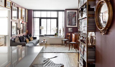 Most Pormy Houzz Rugs Define Living Es In A 750 Square Foot Apartment