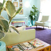 My Houzz: Saturated Colors Help a 1920s Fixer-Upper Flourish