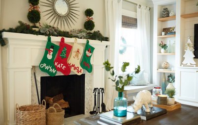 Stocking Tales to Welcome Christmas Home
