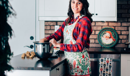 My Houzz: See the Results of a Baker's $13,300 Kitchen Renovation