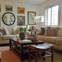 My Houzz: Sophisticated, Old-World Charm for a Dallas Rambler