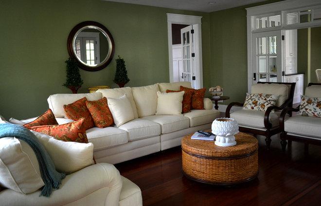 Living Room by Colleen Brett