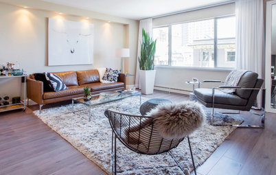 Popular Apartments My Houzz Style Rules in a Man us Square Foot Studio