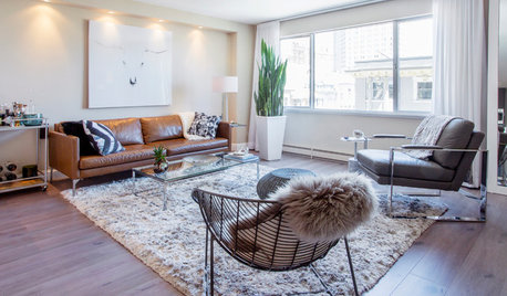 My Houzz: Style Rules in a Man's 450-Square-Foot Studio