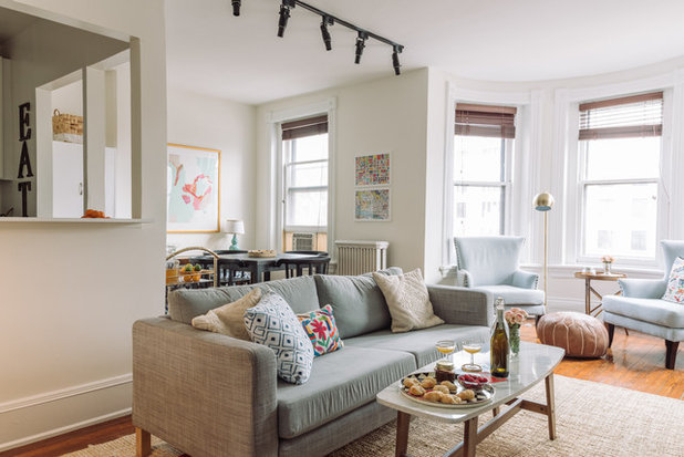 My Houzz: Sweet Styling Details In A D.C. Apartment
