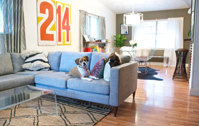 My Houzz: Palm Springs Inspiration in Dallas