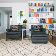 My Houzz: Clothing Designers Bring Their Fashion Sense Home
