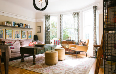My Houzz: Eclectic Chic Goes Global in San Francisco
