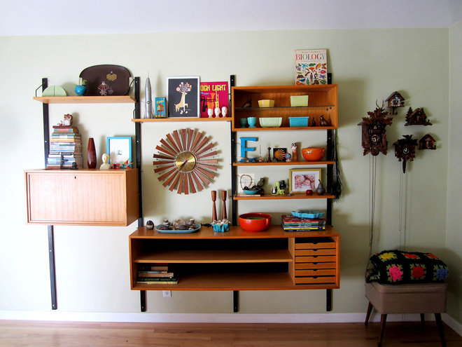 Eclectic Living Room My Houzz: Eskridge Home