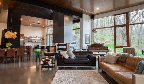Suivez le guide : Une maison conçue à deux en pleine nature