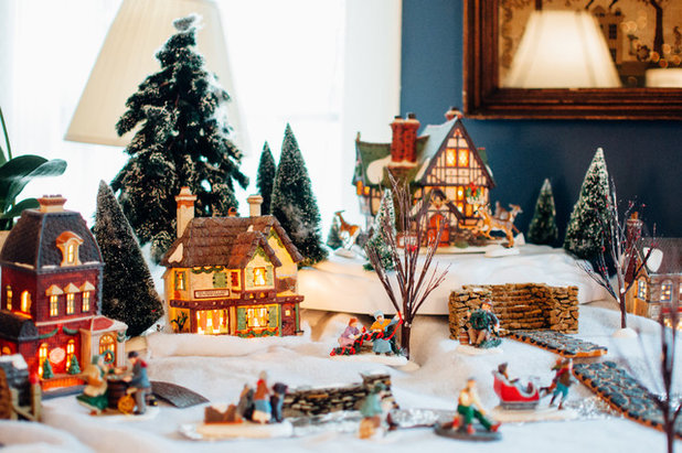 show us your christmas village