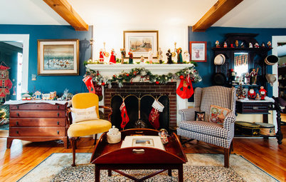 My Houzz: Traditional Christmas Charm in an Updated 1840s Home