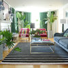 My Houzz: Tropical-Chic Style in a 1950s New England Home