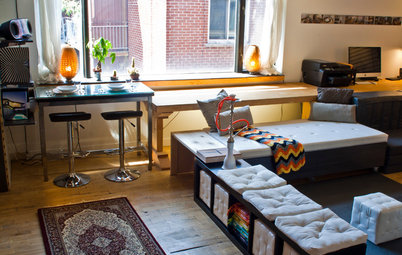 My Houzz: Ultimate Live-Work Space Adapts to the Needs of the Day