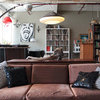 My Houzz: Thrifted Finds Invigorate a Montreal Artist Couple