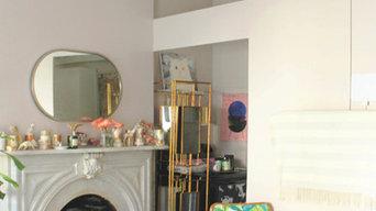 My Houzz: Whimsical, Flirty Style for a Designer's Brooklyn Studio
