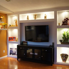 Asian Living Room by hieu