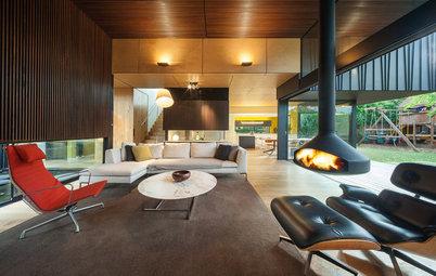 10 Retro Living Room Ideas Reworked For Modern Living