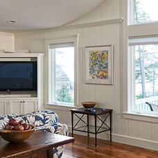 Traditional Living Room by Nantucket Beadboard Co., Inc.