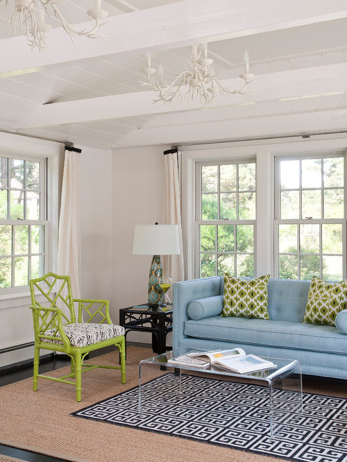 Light Blue Sofa Houzz