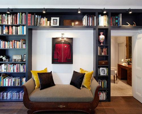Bookcase Lighting Houzz