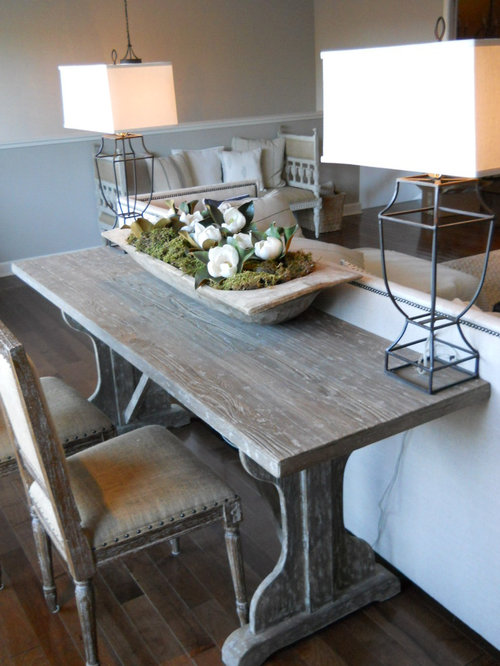 Vintage dough bowl home design ideas pictures remodel for Table 52 townsville