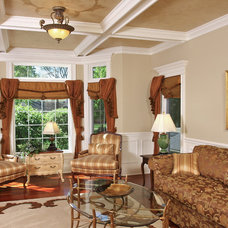 Traditional Living Room by Gailani Designs Inc,
