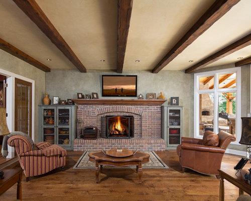 SaveEmail - Custom Living Room Houzz