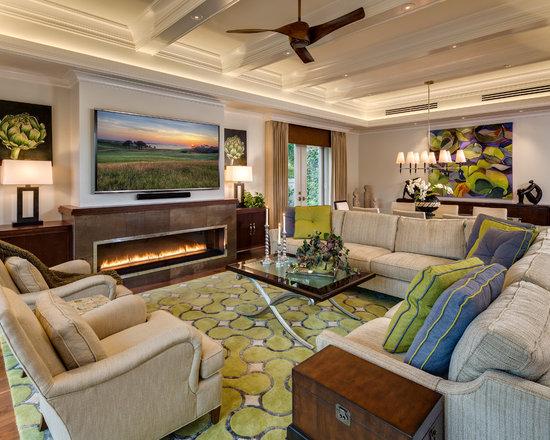 SaveEmailTropical Living Room Design Ideas Remodels Photos Houzz